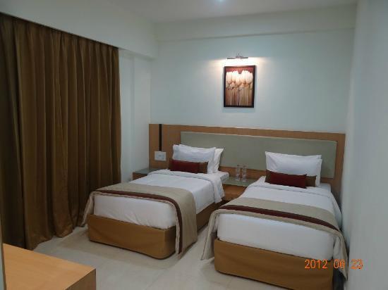 Spine Longer Apartment Hotel: Standard Room