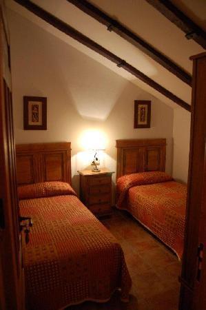 Casa Rural San Anton: Habitacion