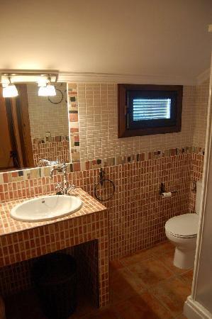 Casa Rural San Anton: Baño