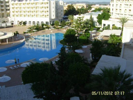 El Mouradi Hammamet: Garden View
