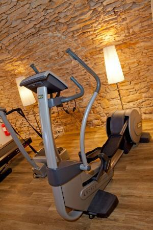 Le Place d'Armes Hotel : Fitness