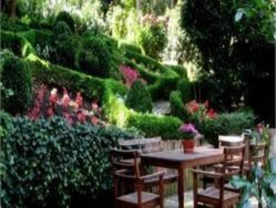 Hotel Der Bornerhof: Englischer Garten