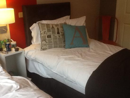 Adelphi Guesthouse: A typical double room in Adelphi