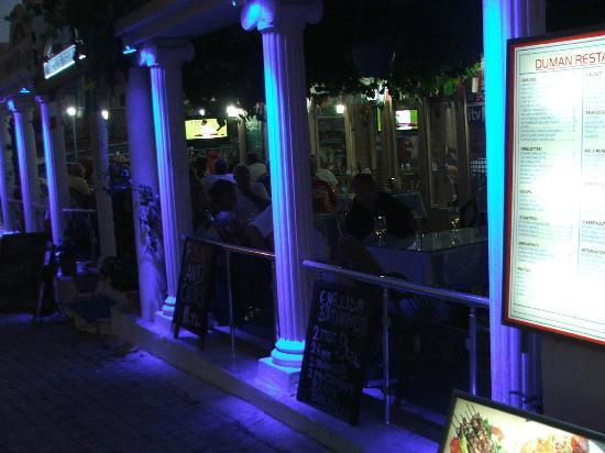 Duman Hotel : 5