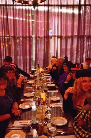 Fourquet Fourchette: Halloween Wedding Dinner 2012