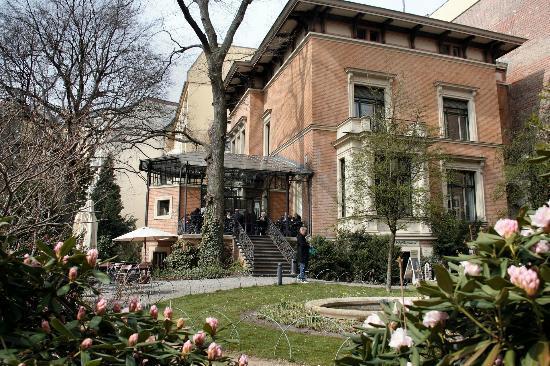 Wintergarten im Literaturhaus: Literaturhaus Berlin