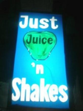 Just Juice & Shakes