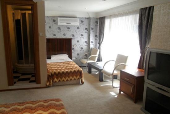Kaya madrid hotel aksaray turkije foto 39 s reviews en for Kaya madrid hotel istanbul