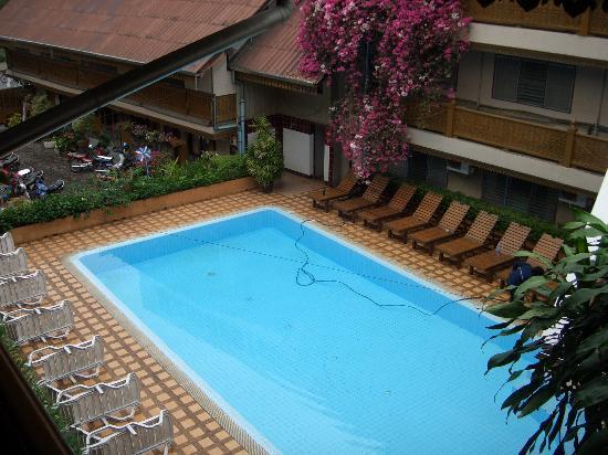 Lai-Thai Guest House: Het zwembad