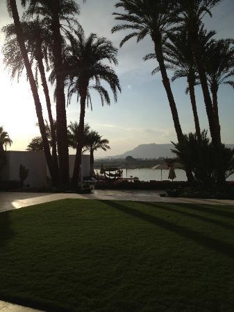Hilton Luxor Resort & Spa: Overlooking Nile