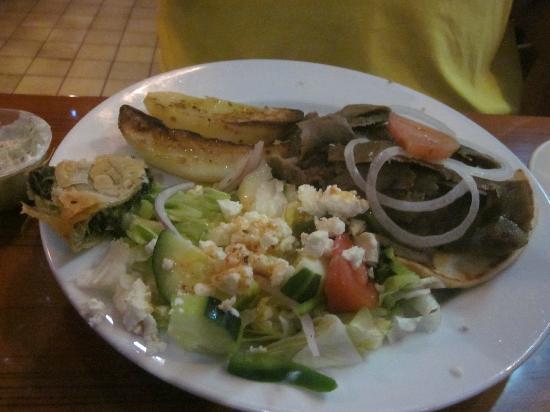 University Restaurant & Patio: Excellent
