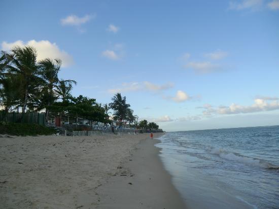 Pousada Tubarao: spiaggia mucuge