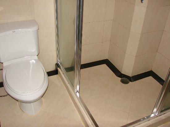 Intimate Hotel: łazienka