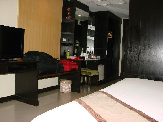 Intimate Hotel Pattaya: Minibar