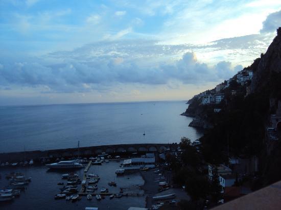 Il Porticciolo di Amalfi: hermosa vista