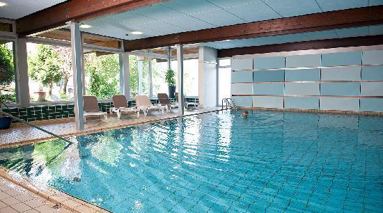 Hotel Sonnhalde: Hallenbad