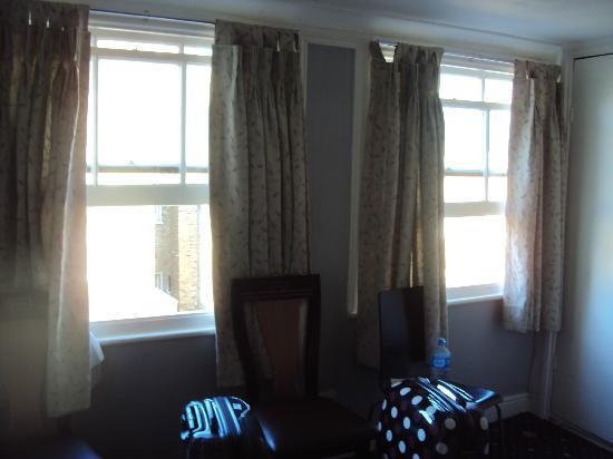 Radnor Bayswater Hotel: habitacion