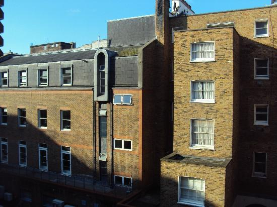 Radnor Bayswater Hotel: vista desde la habitacion