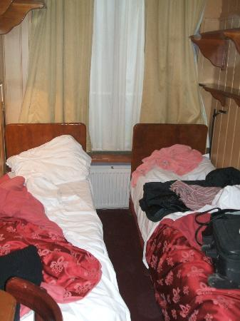 Hotel Nadia: Smallest room in world - ever!