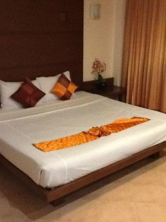 Huahin Loft Hotel: Room