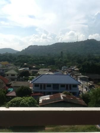 Huahin Loft Hotel: Balcony View