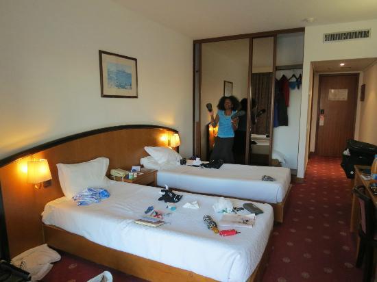 Costa da Caparica, Portugal : Room