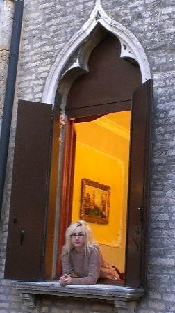 Hotel Pausania: rustic charm