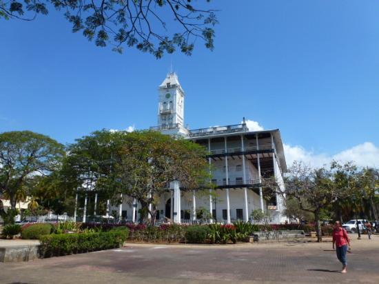 Zanzibar Palace Hotel: Stone Town