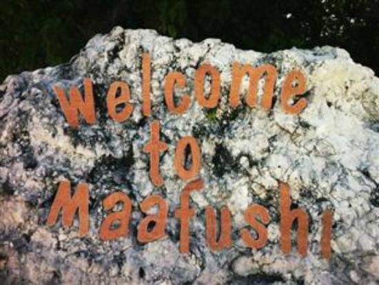 Stingray Beach Inn: приветствие