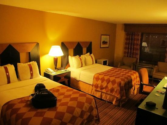 Holiday Inn Houston Intercontinental Airport: The rooms