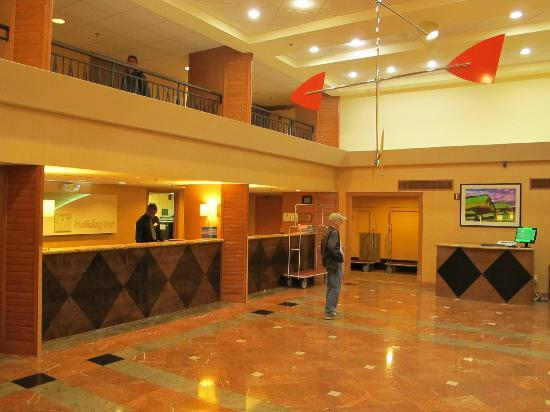 Holiday Inn Houston Intercontinental Airport: reception