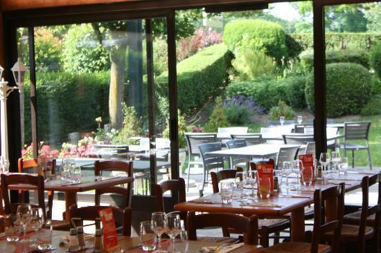 Campanile Reims Sud - Murigny: Restaurant Hotel Campanile Reims Murigny