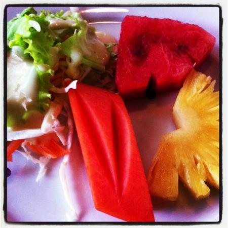 Cheathata Angkor Hotel: my fruit