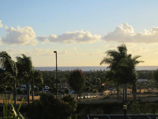 Sheraton Carlsbad Resort and Spa : View from my room