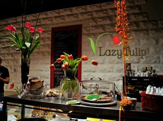 Lazy Tulip Cafe: A soulful soup & sandwich joint