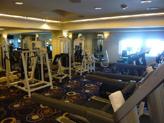 Imperial Hotel Taipei: Imperial fitness center