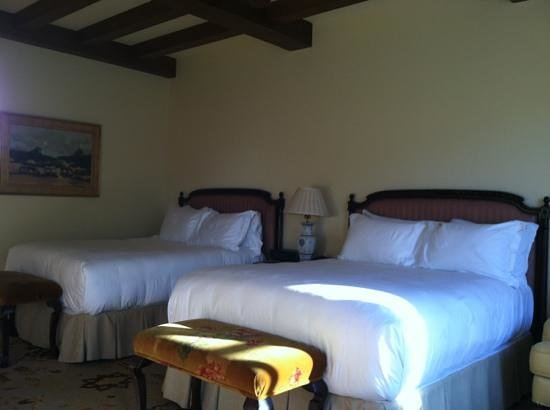 The Lodge at Sea Island : bedroom