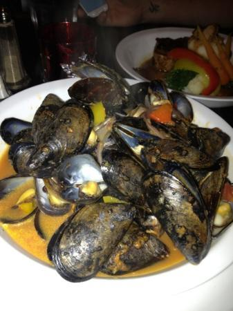 Elk & Finch Coffee Pub: mussels