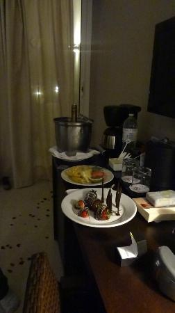 Now Larimar Punta Cana: Treats to celebrate our engagement