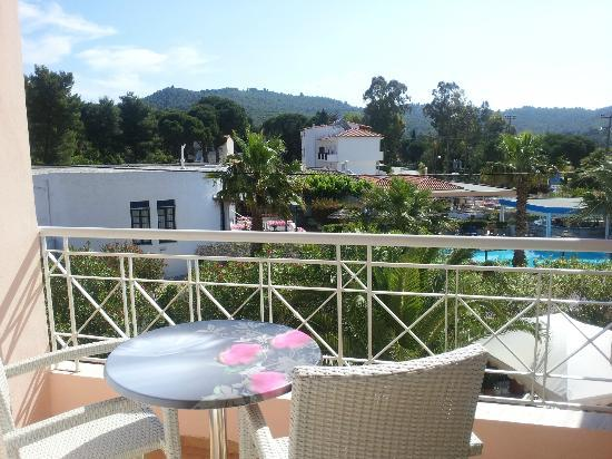 Panorama Hotel: View from balcony