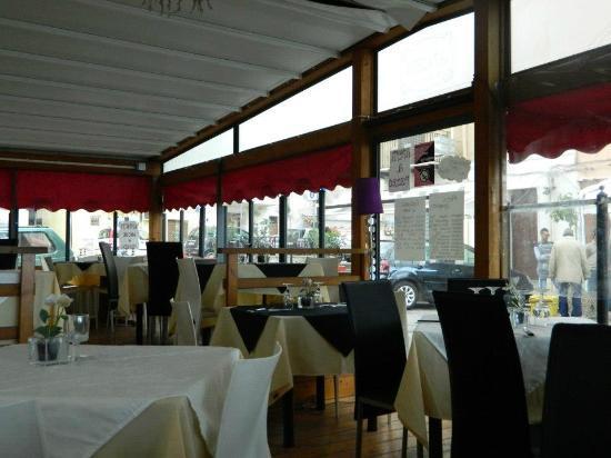 Sferracavallo, Italie : La sala