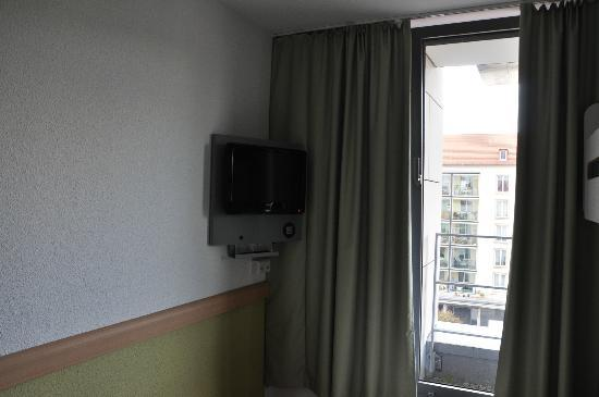 Ibis Budget Dresden City: tv