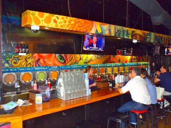 Wet Willies Bar