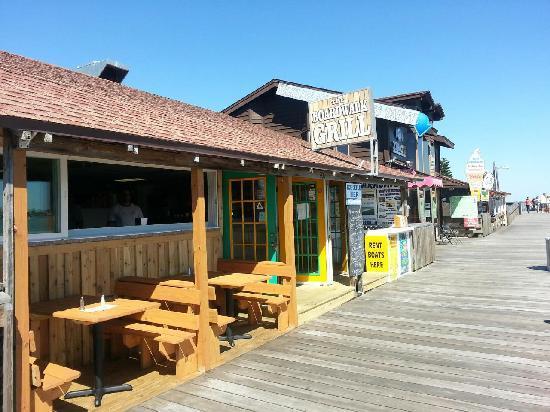 The Boardwalk Grill Madeira Beach Restaurant Reviews