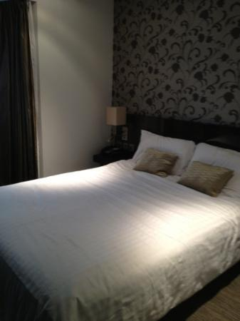 The Hide London: Standard room