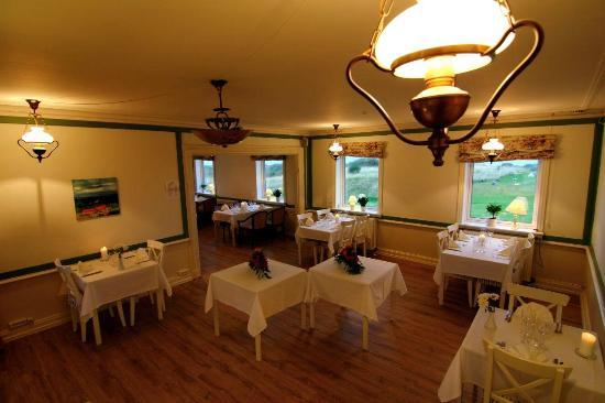 Fjerritslev, Dinamarca: Restaurant Havblik