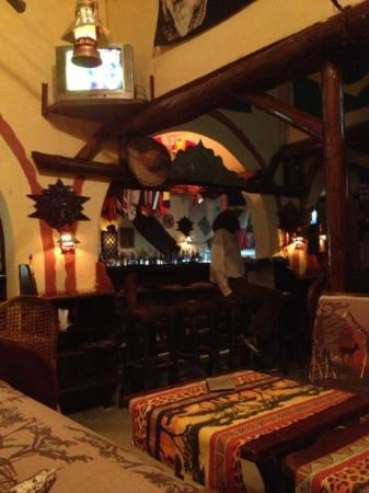 Appaloosa Restaurant: inside