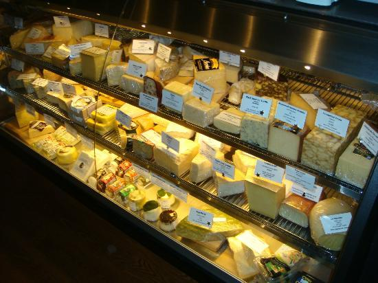 Ajax, Canada: Canadian & Imported Cheese