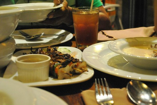 Kabisera: Grilled Chicken Barbecue