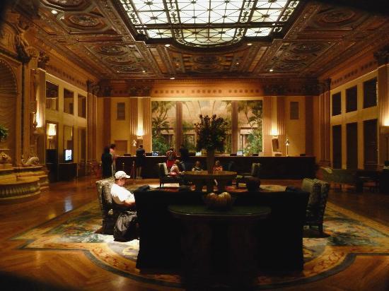 Millennium Biltmore Hotel Los Angeles: La réception